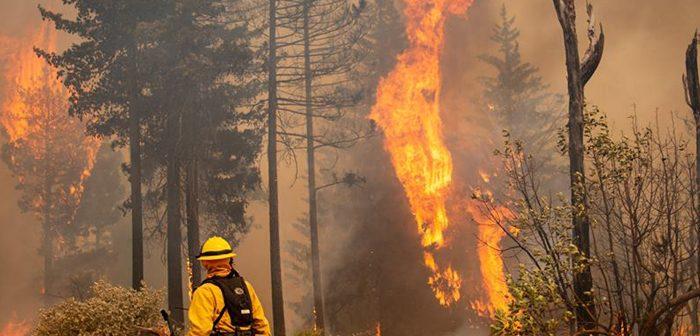 レイク郡山火事で消防隊員1人死亡:ヨセミテ国立公園は閉鎖解除