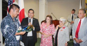 ロングビーチと四日市 :姉妹都市提携55周年を記念