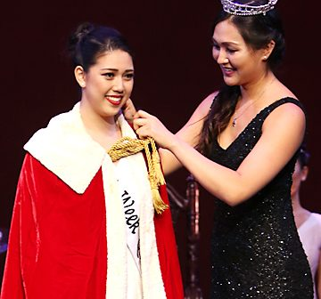 VIDEO: Alice Marina Amano named 2018 Nisei Week Queen