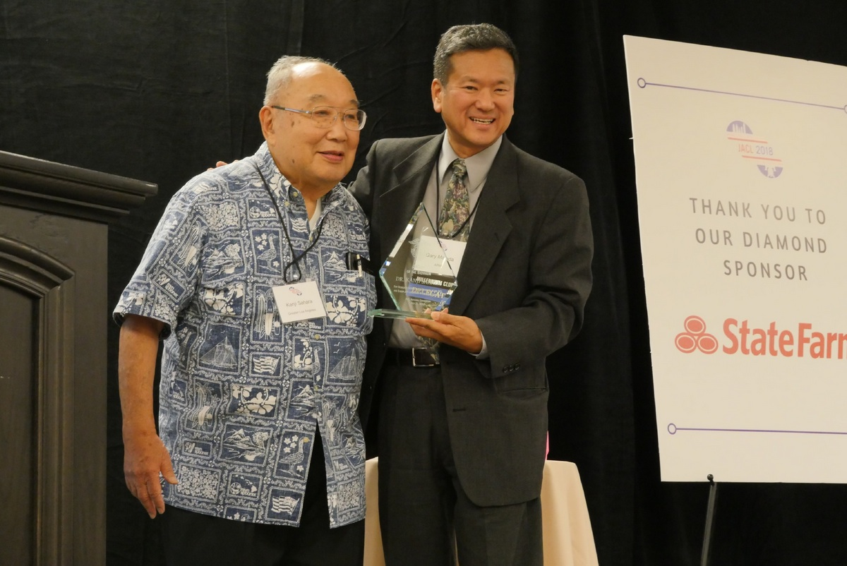 National Jacl Presents Awards Holds Elections Passes