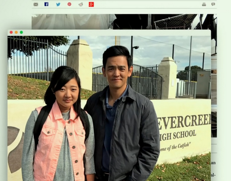 John Cho 'Searching' In Cyber Drama About Missing Daughter