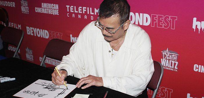千葉真一、ハリウッドで出演作上映:映画への熱き思い語る