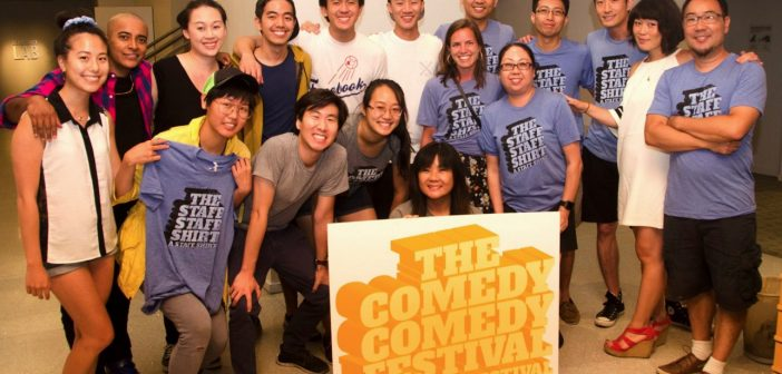Comedy Comedy Festival This Weekend at JACCC
