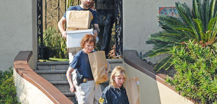 FBI:ウイザー市議の自宅や事務所など家宅捜索
