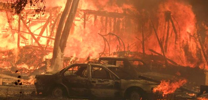 カリフォルニア州北部山火事:同州最悪の犠牲者数に