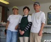 「ちからもち」、再建への道:和菓子職人の技、兄から妹へ