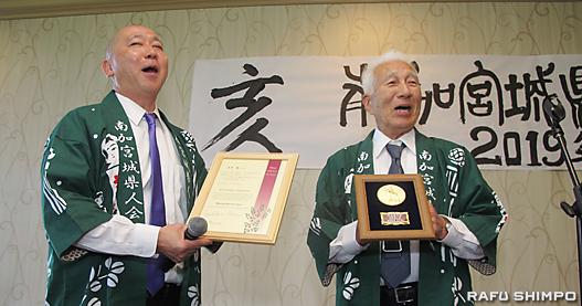 七夕まつりの発展へ結束:89歳米澤会長、27年目続投