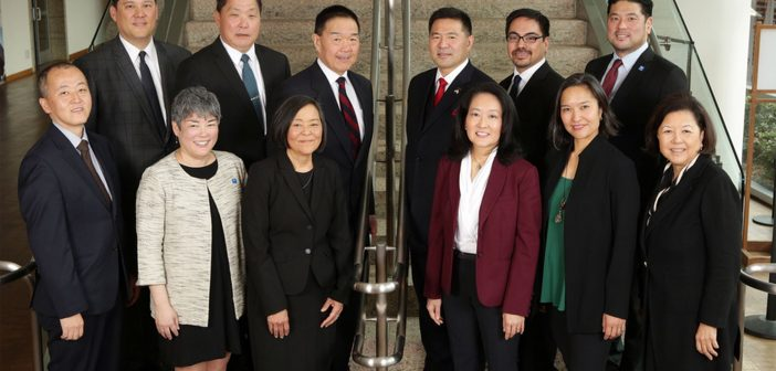 2019 JA Leadership Delegation Gathers in L.A. for Orientation