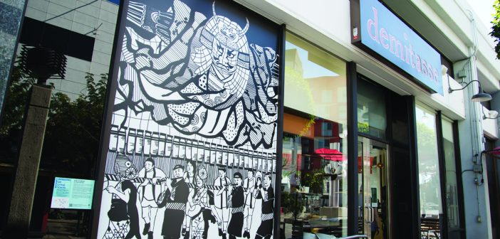 Cafe Demitasse: Coffee With Soul in the Heart of Little Tokyo