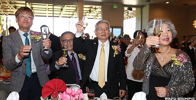 設立50周年記念、盛大に祝賀:高齢者支え日系社会の発展に貢献