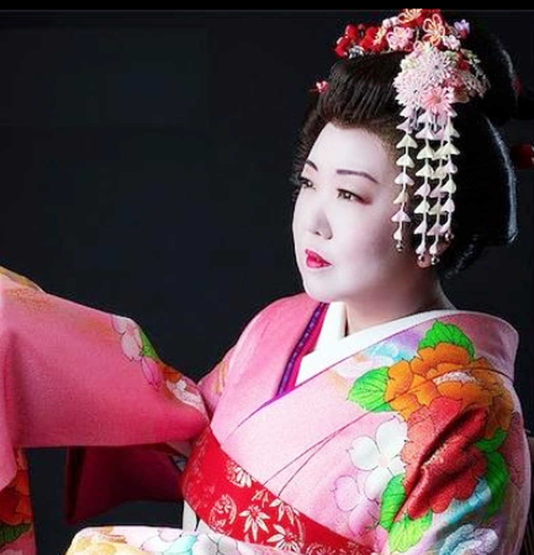 Madama Butterfly' in Japanese and English at Aratani