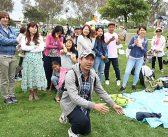 9県人会参加、盛り上がる:他県出身者と交流図る