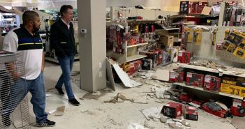 LA北方でM7・1の地震:小東京の住民も「強い揺れ」