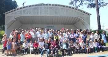 南加福島県人会:同郷の英雄たたえ、歴史振り返るピクニック