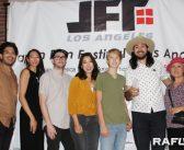 最優秀作品賞に「赤い雪」: LA在住の監督・俳優も多数参加