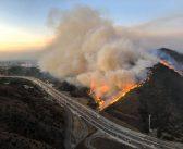 ゲティー美術館付近で山火事:1万世帯に避難命令