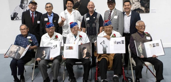 JA Veterans Immortalized in New Book, Exhibit