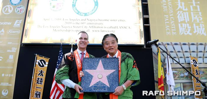 LAと名古屋が姉妹都市60周年:記念イベント「名古屋デー」開き祝う