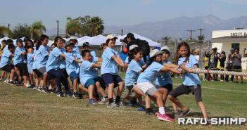 「あさひ学園」創立50周年:3千人参加し節目祝う