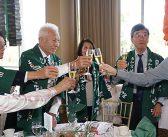 七夕まつりへ一致団結誓う:90歳米澤会長が28年目続投