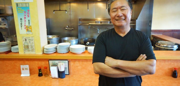 MEET LITTLE TOKYO: Kouraku: Lifting Spirits One Plate at a Time