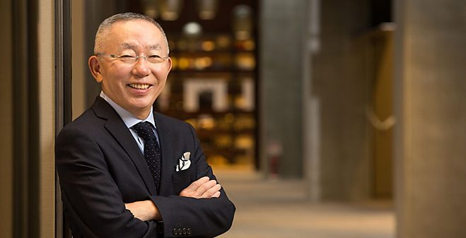 UCLAに2500万ドル寄付:ユニクロ創業者の柳井正氏
