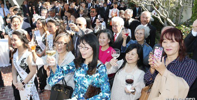 令和最初の天皇誕生日:招待客400人、盛大に祝う