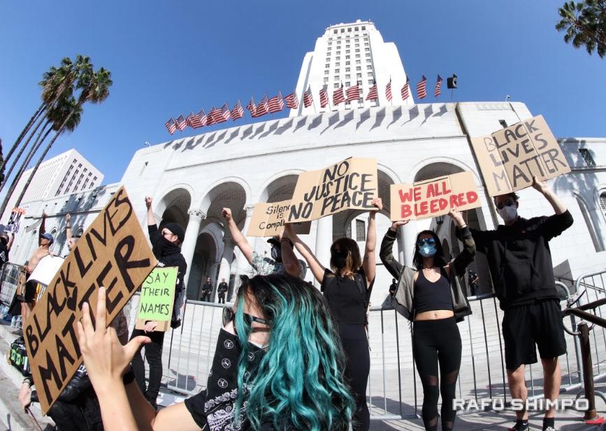 Black Lives Matter in Los Angeles