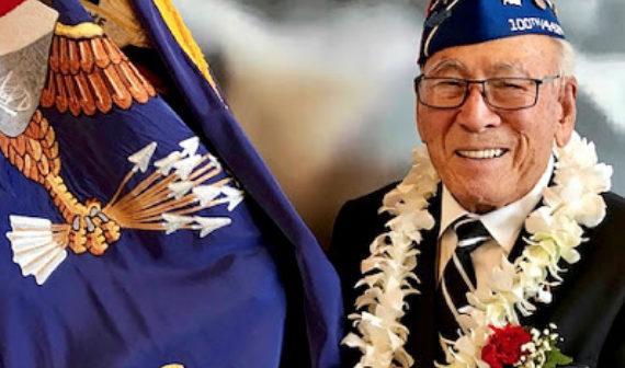 OBITUARY: Lawson Sakai, 442nd Vet, Founder of Friends and Family of Nisei Veterans