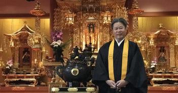 高田興芳新住職が着任:地域日系社会から期待背負い