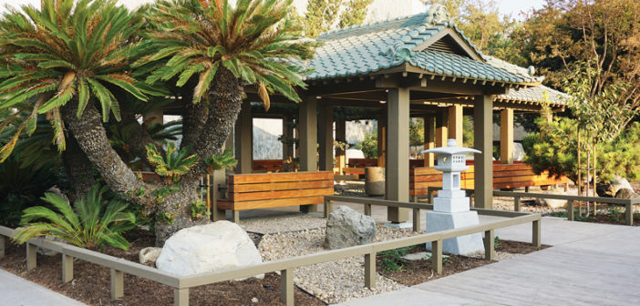 Orange County Japanese Garden Celebrates 50th Anniversary
