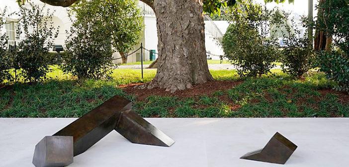 イサム・ノグチ彫刻を所蔵:アジア系初、多様性を反映し