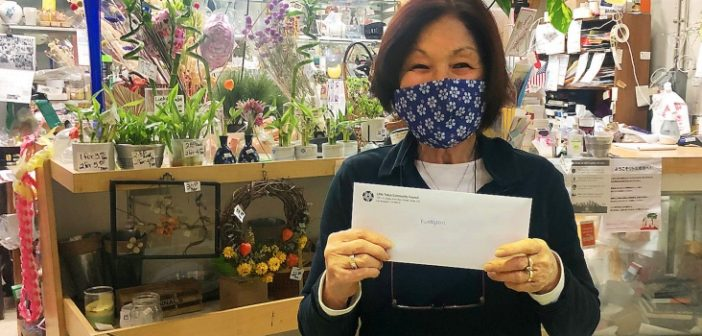 Little Tokyo Businesses Receive Grants from GoFundMe Campaign