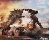 新作劇場映画「ゴジラvsコング」:出演の小栗旬「映画館で見てほしい」