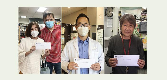 小東京の中小50事業者に助成金:第2回も計5万ドルを授与