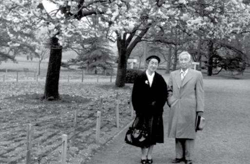THROUGH THE FIRE: Grandpa Cherry Blossom — Propagating Japan's Beauty in America